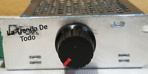 Pmw Dc Stepper Speed Motor Controller For 7 60v Dc 40a Read