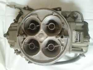 4 Barrel Holley Dominator Carburetor List 4575 1050 Cfm W Fuel Lines Pumps