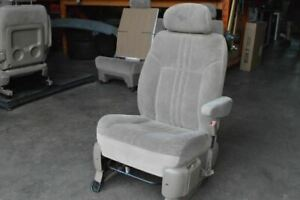 1998 1999 2000 Toyota Sienna Le Right Passenger Front Seat Oak Cloth Manual