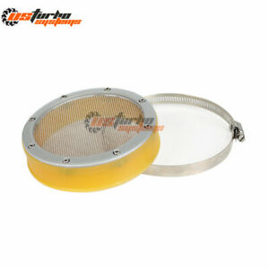 4 Id Turbo Charger Compressor Housing Inlet Protector Filter