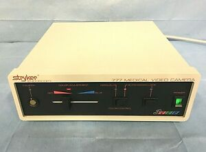 Stryker 777 Medical Video Camera Console Unit