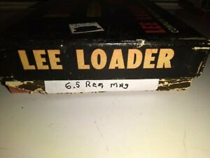 Vintage 6.5 Rem Mag Lee Loader $100.00