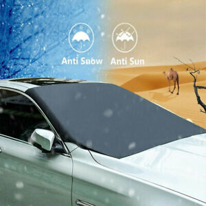 Auto Snow Cover Sun Shade Front Window Windshield Protector For Car Truck Suv
