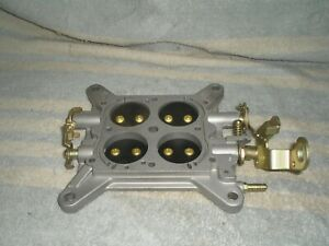 Holley 2818 3043 Baseplate 1964 1965 Corvette Chevelle Ss 327 350 365 Hp