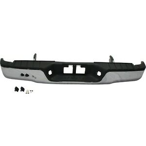 New Complete Rear Step Bumper Assembly For 2007 2013 Toyota Tundra Ships Today