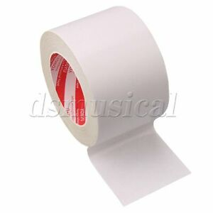 Floor Carpet Tape Adhesive Strong Reliable Double Sided 80mmx20m White