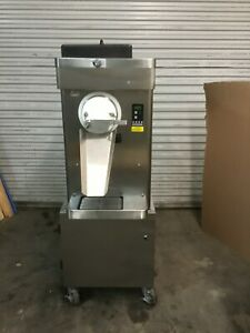 2014 Stoelting Cf101 Frozen Custard Batch Freezer Ice Cream Machine 1ph Air