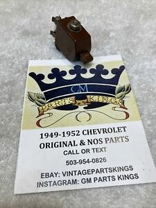 Nos 1930s 1940s 1950s Chevrolet Accessory Under Dash Def Defrost Switch Bomb