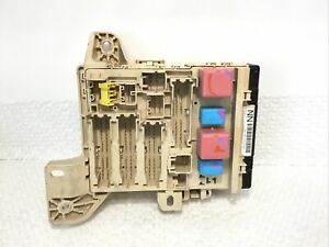 2008 2009 Toyota Camry Se Xle Block Junction Relay Fuse Box Oem