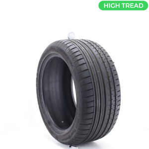 Used 275 40r18 Continental Sportcontact 2 J 103w 9 32
