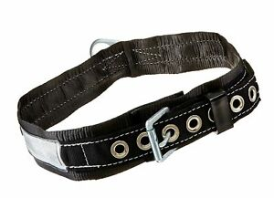 Miller By Honeywell 3na xlbk Single D ring Safety Body Belt With 1 3 4 inch W