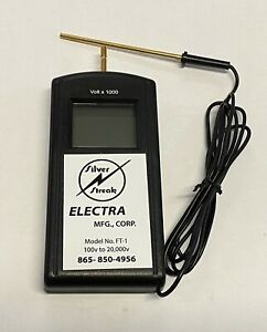 Digital Electric Fence Tester 20 000 Volts