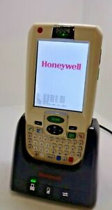 Honeywell Dolphin 9700 Handheld Scanner With Charging Cradle Power Supply