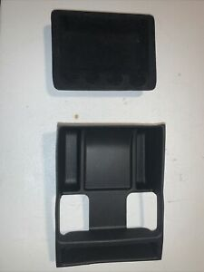 2011 2014 Dodge Charger Center Console Storage Tray Set 2 Pcs