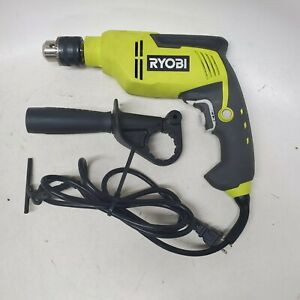 Ryobi 6 2 Amp Corded 5 8 In Variable Speed Hammer Drill D620h