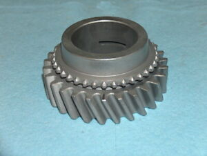 Muncie 4 Speed Transmission M22 3rd Gear 27 Tooth Oem Gm Used Good Shape