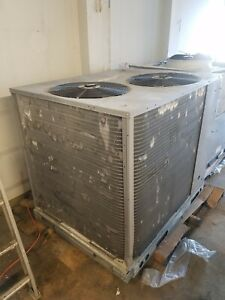 Carrier Gemini 10 Ton Commercial Air Cooled Condensing Unit 208 230 3 60