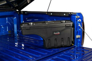 Undercover Black In bed Swing Case For 2005 2020 Toyota Tacoma Passengers Side