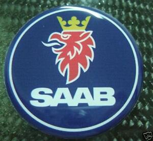 3d 1 9 Saab Hood Trunk Badge Emblem Decal 9 3 9000 9 5