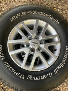 Used Bf Goodrich Tires And Nissan Rims