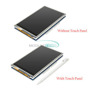 3 5 Inch Tft Touch Screen Full Color Lcd Module 480x320 For Arduino Uno Mega2560
