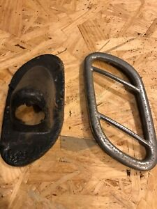 1940 Lincoln Zephyr Tail Lamp Light Taillamp Tailight