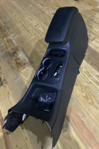 2011 2020 Dodge Charger Center Console W Cup Holder Black Police Upgrade Genuine