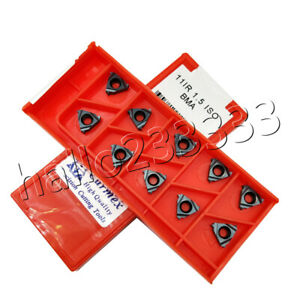 11ir 1 5iso Bma Cnc Carbide Threading Inserts For Threading Holder