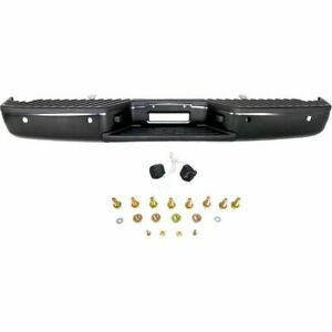 New Rear Step Bumper Assembly For 2004 2015 Nissan Titan Ships Today