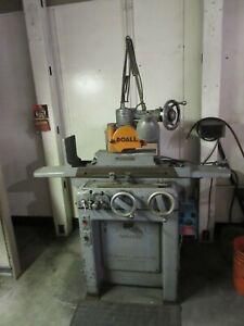 Doall Hr 618c S n G1 45298 Automatic Surface Grinder W electromagnet Control