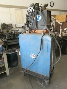 Miller Ac dc Inert Gas Welder Model 320 A bp With Chiller_from Work Shop_fcfs