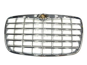 2005 2010 Nos Oem Chrysler 300 Grill Heritage Edition Chrome Radiator Grille