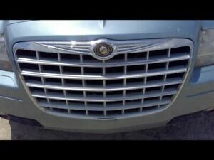 Grille Silver And Chrome Fits 05 10 300 375686