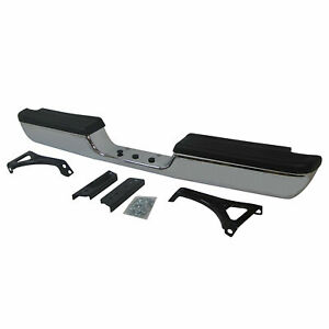 New Rear Bumper Assembly For 1994 2002 Dodge Ram 1500 2500 3500 Ships Today