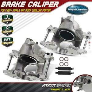 Brake Caliper For Chevy Impala Gmc Buick Cadillac Pontiac Olds Front Left Right