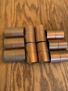 Lot Of 10 1 Nibco Coupling With stop