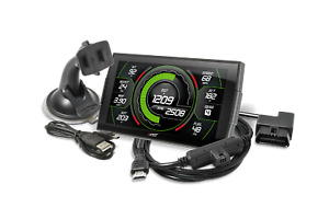 Edge Gas Evolution Cts3 Tuner Monitor For 2017 2019 Gm Classic Body Style