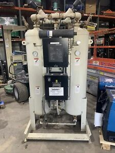 Ingersoll Rand Compressed Air Dryer Ehd 500 Desicant Filter