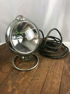 Vintage Unity Chrome Spot Light Unity Handle W On Off Switch