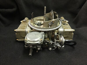 Holley Four Barrel Carburetor List 3806 For 1967 Chevy Chevelle 327 325