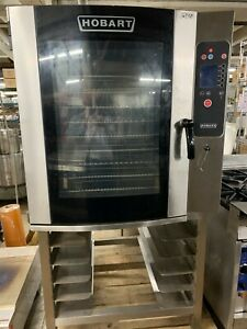 Hobart Ce10fd Full Size Commercial Boilerless Electric Combi Oven