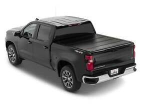 Leer Hf650m Hard Trifold Tonneau Cover Fits 2019 2020 Dodge Ram 5 7 Bed