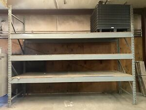 Industrial Shelving Rack