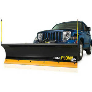 6 8 Length 18 Height Electric Lift Home Plow