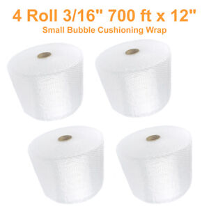 Lightweight 3 16 Small Bubble Wrap Roll 12 x700 Wide 12 700 Foot Package