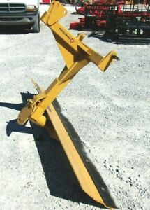 Used Tarter 6 Ft 3 Point Rear Blade free 1000 Mile Delivery From Kentucky