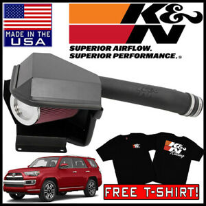 K N Aircharger Cold Air Intake System Fits 2010 2020 Toyota 4runner 4 0l V8