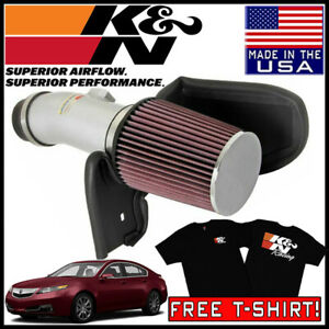 K N Typhoon Cold Air Intake System Fits 2007 2014 Acura Tl 3 5l V6
