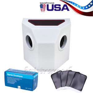 Dental X ray Film Processor Developer Darkroom Container 250ml Envelopes