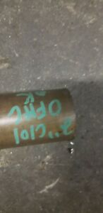 2 Diameter C 101 Copper Round Rod Sold In 6 Lengths Cu New Lathe Bar Stock